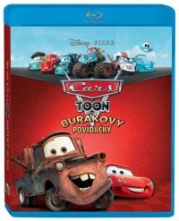 Cars Toon: Burákovy povídačky (Cars Toon: Mater's Tall Tales, 2008)