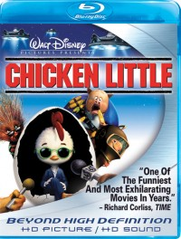 Strašpytlík (Chicken Little, 2005)