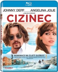 Cizinec (The Tourist, 2010) (Blu-ray)