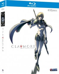Claymore - kompletní seriál (Claymore: The Complete Series, 2007)