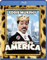Cesta do Ameriky (Coming to America, 1988)