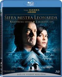 Šifra mistra Leonarda (Da Vinci Code, The, 2006) (Blu-ray)