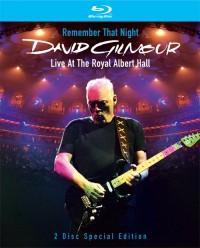 David Gilmour: Remember That Night (2007)