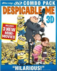 Já, padouch 3D (Despicable Me 3D, 2010) (Blu-ray)