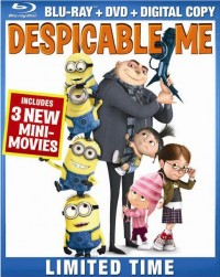 Já, padouch (Despicable Me, 2010) (Blu-ray)