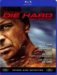 Smrtonosná past - kolekce (Die Hard Collection, The, 2007)
