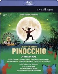 Dove, Jonathan: The Adventures of Pinocchio (2008)