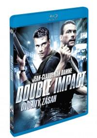 Dvojitý zásah (Double Impact, 1991) (Blu-ray)