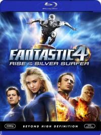 Fantastická čtyřka: Silver Surfer (Fantastic Four: Rise of the Silver Surfer, 2007)