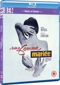 Vdaná žena (Une femme mariée: Suite de fragments d'un film tourné en 1964, 1964)