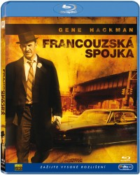 Francouzská spojka (French Connection, The, 1971) (Blu-ray)
