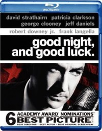 Dobrou noc a hodně štěstí (Good Night, and Good Luck., 2005)