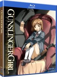 Gunslinger Girl - 1. sezóna (Gunslinger Girl: The Complete First Season, 2004)
