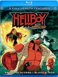 Hellboy Animated: Sword of Storms / Blood & Iron (2007)