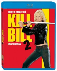 Kill Bill 2 (Kill Bill: Volume 2, 2004) (Blu-ray)