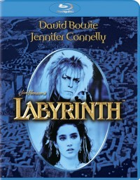 Labyrint (Labyrinth, 1986) (Blu-ray)