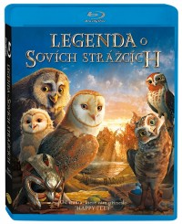 Legenda o sovích strážcích (Legend of the Guardians: The Owls of Ga'Hoole, 2010) (Blu-ray)