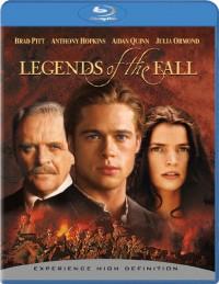 Legenda o vášni (Legends of The Fall, 1994) (Blu-ray)