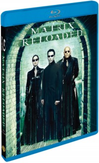 Matrix Reloaded (Matrix Reloaded, The, 2003) (Blu-ray)