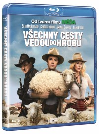 Všechny cesty vedou do hrobu (A Million Ways to Die in the West, 2014)