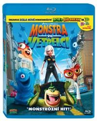 Monstra vs. Vetřelci (Monsters vs. Aliens, 2009)