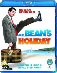 Prázdniny pana Beana (Mr. Bean's Holiday, 2007) (Blu-ray)