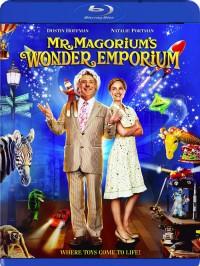 Říše hraček (Mr. Magorium's Wonder Emporium, 2007)