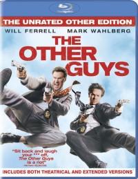 Benga v záloze (Other Guys, The, 2010) (Blu-ray)