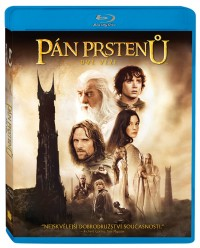 Pán prstenů: Dvě věže (Lord of the Rings, The: The Two Towers, 2002) (Blu-ray)