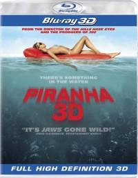 Piraňa 3D (Piranha 3D, 2010) (Blu-ray)