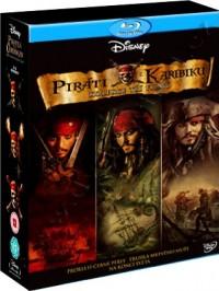 Trilogie Piráti z Karibiku (Pirates of the Caribbean Trilogy, 2007)