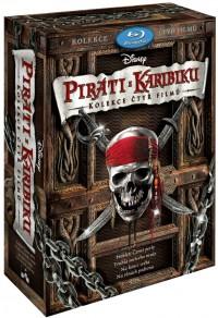 Piráti z Karibiku 1.-4. (Pirates of the Caribbean 1-4, 2011)