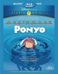 Gake no ue no Ponyo (Gake no ue no Ponyo / Ponyo on the Cliff by the Sea / Ponyo, 2008)