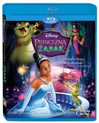 Princezna a žabák (Princess and the Frog, The, 2009) (Blu-ray)