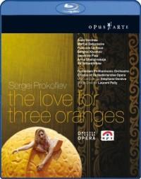Prokofiev, Sergei: The Love for Three Oranges (2005)