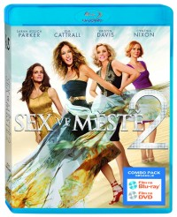 Sex ve městě 2 (Sex and the City 2, 2010)