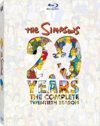 Simpsonovi - 20. sezóna (Simpsons, The: The Complete Twentieth Season, 2009)