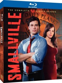 Smallville - 8. sezóna (Smallville: The Complete Eight Season, 2008)