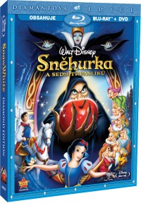 Sněhurka a sedm trpaslíků (Snow White and the Seven Dwarfs, 1937) (Blu-ray)