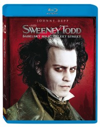 Sweeney Todd: Ďábelský holič z Fleet Street (Sweeney Todd: The Demon Barber of Fleet Street, 2007) (Blu-ray)