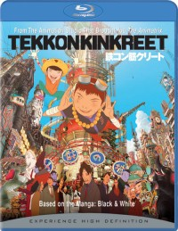Tekkon Kinkreet (Tekkon Kinkreet / Tekkonkinkreet, 2006)
