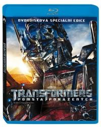 Transformers: Pomsta poražených (Transformers: Revenge of the Fallen / Transformers 2, 2009) (Blu-ray)