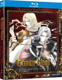 Trinity Blood: Complete Series (2005)