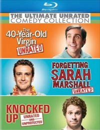 Ultimate Unrated Comedy Collection, The (2008)