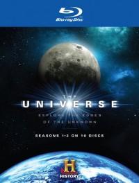 Universe, The - 1. - 3. sezóna (Universe, The: Seasons 1-3, 2009)