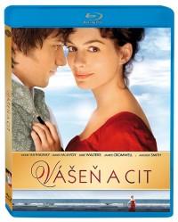Vášeň a cit (Becoming Jane, 2007) (Blu-ray)