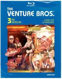 Venture Bros., The - 3. sezóna (Venture Bros., The - Season 3, 2008)