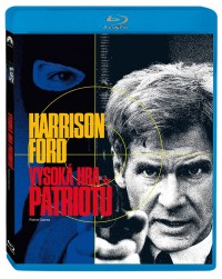 Vysoká hra patriotů (Patriot Games, 1992) (Blu-ray)