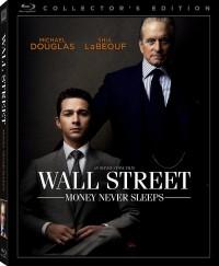 Wall Street: Peníze nikdy nespí (Wall Street: Money Never Sleeps / Wall Street 2, 2010) (Blu-ray)