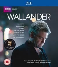 Wallander - 1. a 2. sezóna (Wallander: Season 1 - 2, 2010)